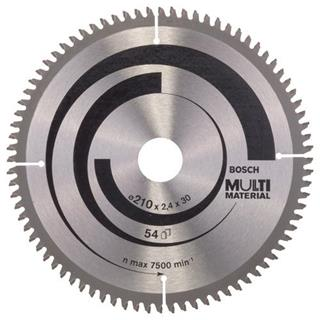 Bosch Multi Material TCT Saw Blade 210x80x30mm Bore