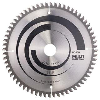 Bosch Multi Material TCT Saw Blade 235x64x30-25mm Bore