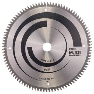 Bosch Multi Material TCT Saw Blade 305x96x30mm Bore