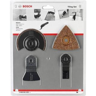 Bosch Multicutter Tiling Set (4pcs)