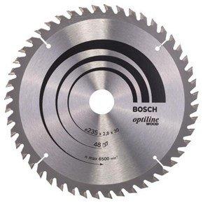 Bosch Optiline Wood TCT Saw Blade 235x48x30mm Bore