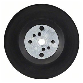 Bosch Rubber Backing Pad 100mm