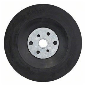Bosch Rubber Backing Pad 115mm