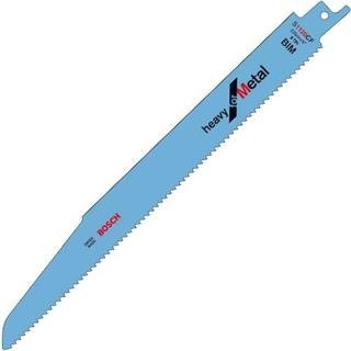 Bosch S1120CF Sabre Saw Blade for Metal (5pk)