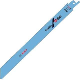 Bosch S1122AF Sabre Saw Blade for Metal (5pk)