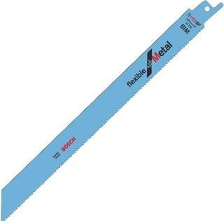 Bosch S1122BF Sabre Saw Blade for Metal (5pk)