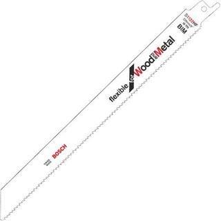Bosch S1122HF Sabre Saw Blade Wood+Metal (5pk)