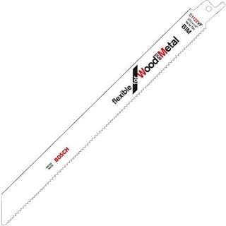 Bosch S1122VF Sabre Saw Blade Wood+Nails (5pk)