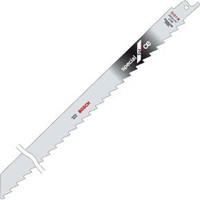 Bosch S1211K Sabre Saw Blade (5pk)