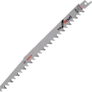 Bosch S1542K Sabre Saw Blade Wood (5pk)