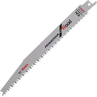 Bosch S2345X Sabre Saw Blade Wood (5pk)