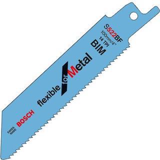 Bosch S522BF Sabre Saw Blade Metal (5pk)