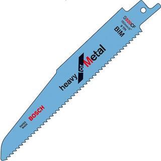 Bosch S920CF Sabre Saw Blade Metal (5pk)