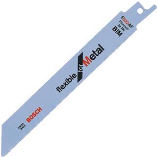 Bosch S922AF Sabre Saw Blade Metal (5pk)