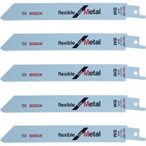 Bosch S922EF Sabre Saw Blade Metal (5pk)