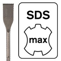 Bosch SDS-Max Chisels