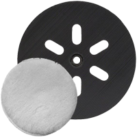 Bosch Sanding Pads & Polishing Accessories