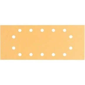 Bosch 120 Grit Sandpaper Sheets 115mm x 280mm (10pk)