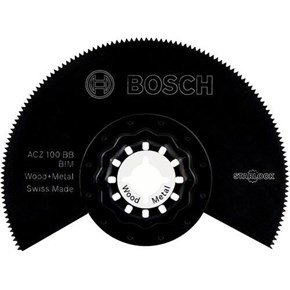 Bosch ACZ100BB SL 100mm Blade (Wood+Metal)