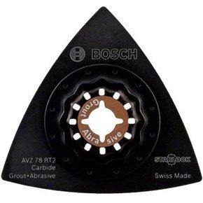 Bosch AVZ78RT2 SL 78mm Carbide Sanding Plate