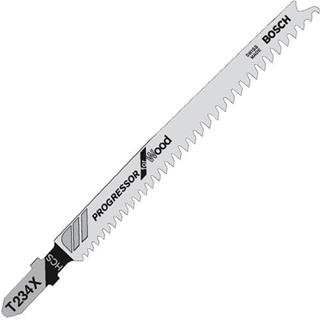 Bosch T234X Jigsaw Blade for Wood (5pk)