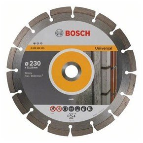 Bosch 230mm Diamond Blade