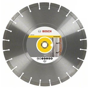 Bosch Universal 300mm Diamond Blade (20mm Bore)