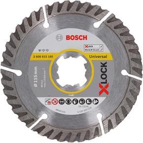 Bosch X-LOCK 115mm Universal Diamond Blade