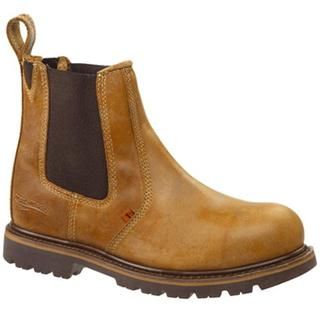 Buckler B1151 Buckflex Oak Leather Boots