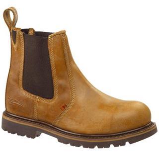 Buckler B1151 Buckflex Oak Leather Boots