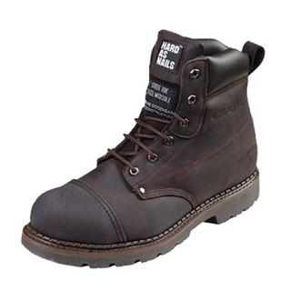 Buckler B301SM Choc Oil Leather Boots