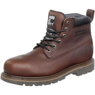 Buckler B750 SMWP Brown Waxed Leather Boots