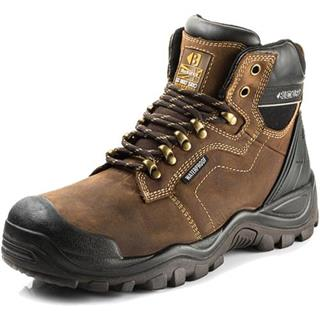 Buckler BSH009WPBR Brown Hiker Lace Boot