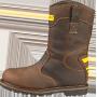 Buckler Rigger Boots