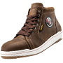Buckler Sneaker-Style Boots