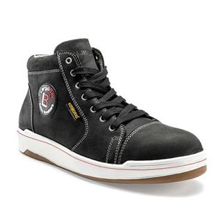 Buckler Victory Black Safety Sneakers