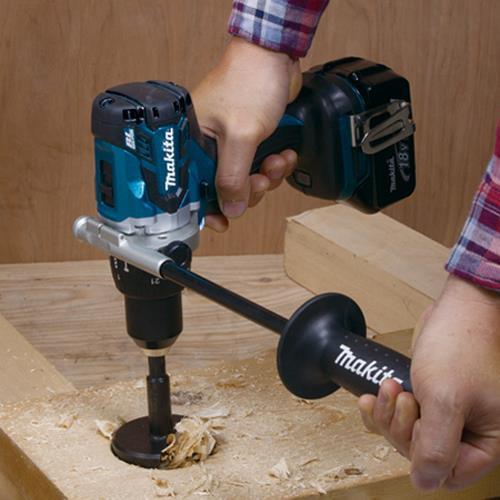 Makita DHP481RTJ 18V Brushless Combi Drill (2x 5Ah)