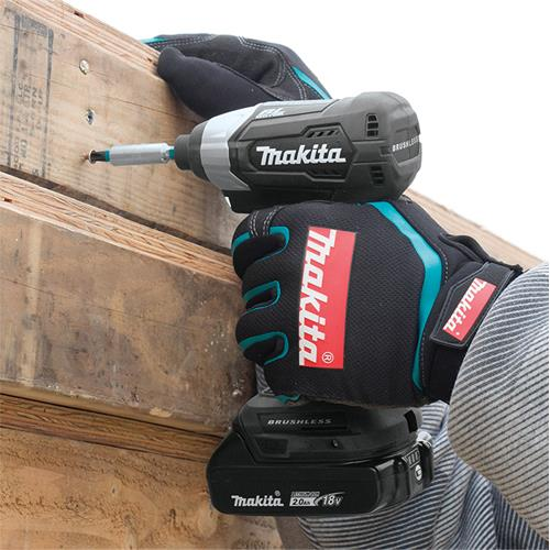 Makita DLX3115AX1 3pc Brushless 18V Tool Kit (2x 2Ah)