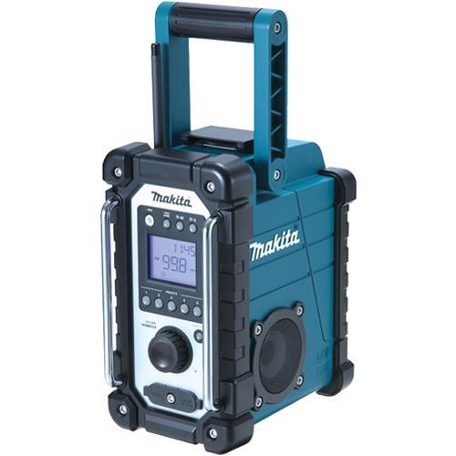 Makita DMR107 Mains/7.2V-18V Jobsite Radio (Naked)