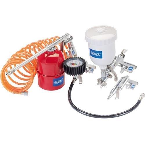 Draper 5pc Multi-Purpose Air Tool Kit