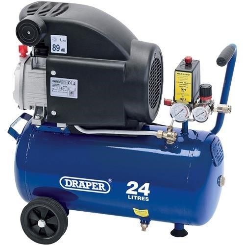 Draper 24980 24L 1.5kW Air Compressor