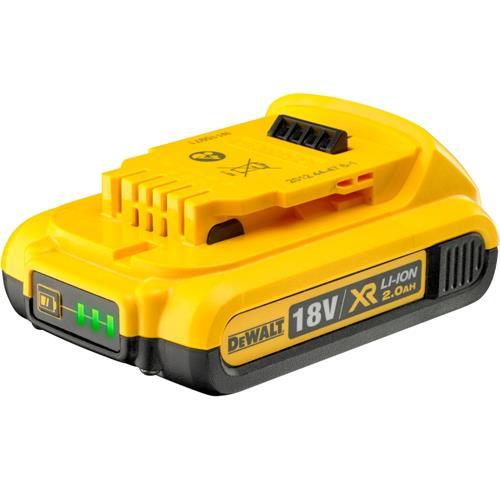 DeWalt 18V 2Ah XR Li-ion Battery