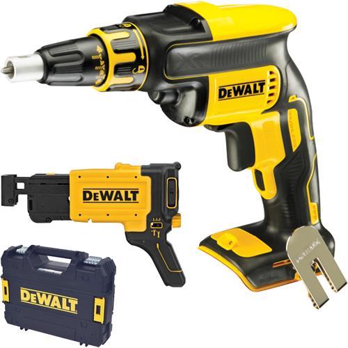 DeWalt DCF620 18V Drywall Screwdriver (Body, Collated Magazine, TSTAK)