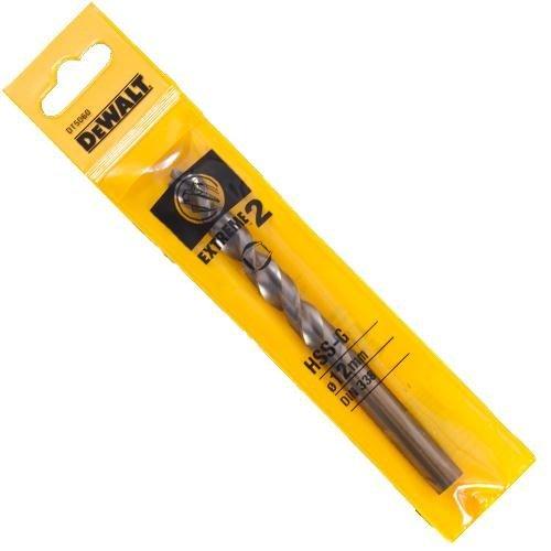 DeWalt 12.0x98mm Metal Drill Bit