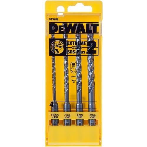 DeWalt EXTREME 2 SDS-Plus Drill Bit Set
