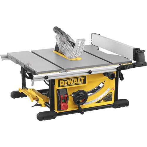 DeWalt DWE7492 250mm Table Saw