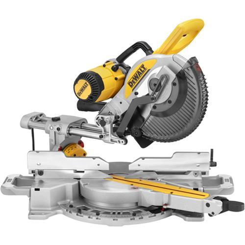 DeWalt DWS727 1675W 250mm Sliding Compound Mitre Saw