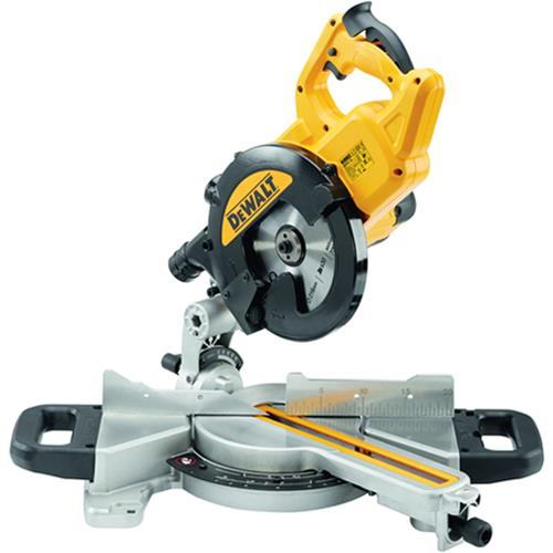 DeWalt DWS774 1400W 216mm Single Bevel Mitre Saw