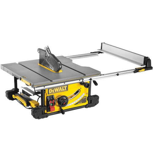 Dewalt dwe7491 table saw 250mm 10 inch 110v bench saw for 12 dewalt table saw
