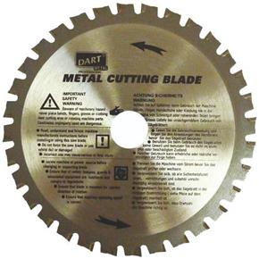 Dart TCT Blade for Metal 136mm x 20mm x 32T